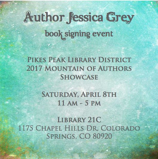Author Event 2